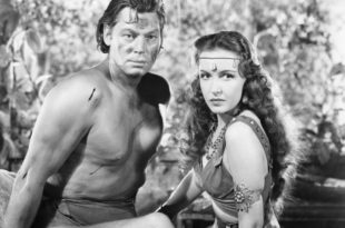 Johnny Weissmuller In Tarzan
