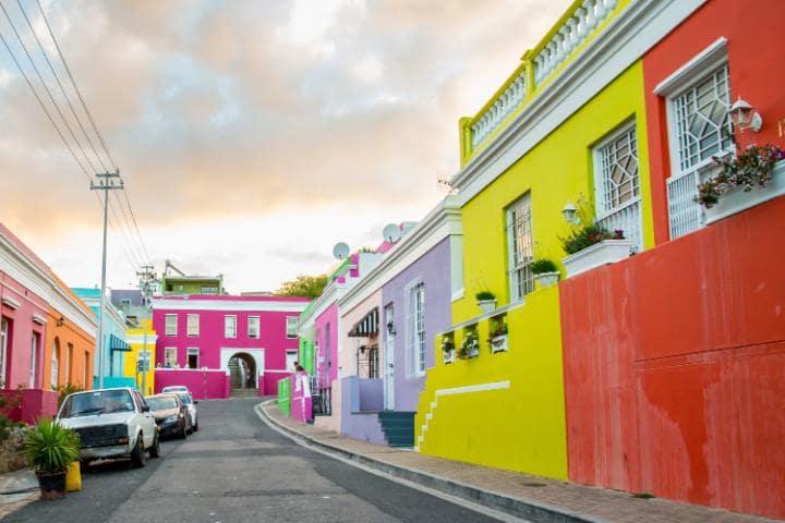 Bo Kaap Südafrika