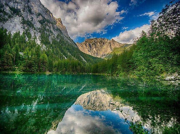 Gruner See Österreich
