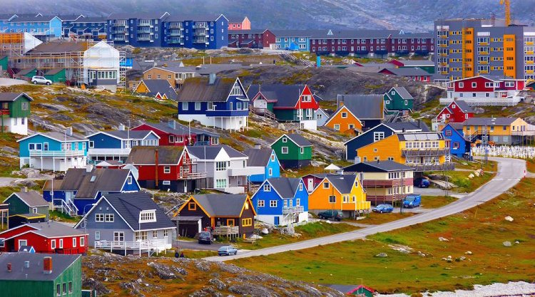 Nuuk Grönland